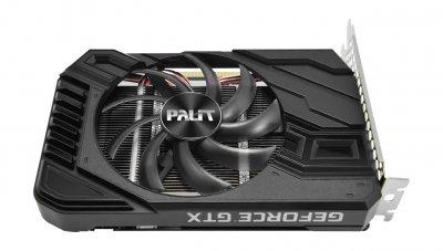 Відеокарта GF GTX 1660 Ti 6GB GDDR6 StormX Palit (NE6166T018J9-161F)