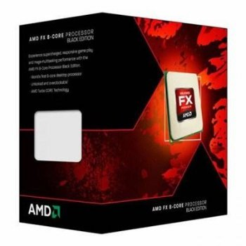 Процесор AMD FX-8320 (FD8320FRHKBOX)