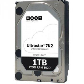 Жорсткий диск HGST Ultrastar 7K2 1TB HUS722T1TALA604