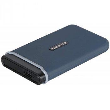 SSD накопичувач Transcend ESD350C 480GB USB 3.1 GEN 2 TLC (TS240GESD350C)