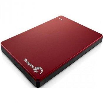 Зовнішній жорсткий диск Seagate STDR2000203 2 ТБ червоний