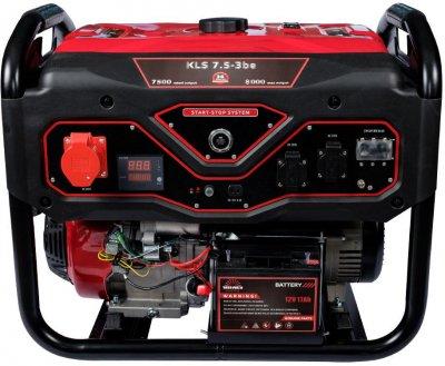 Генератор бензиновый Vitals Master KLS 7.5-3be (88871N)