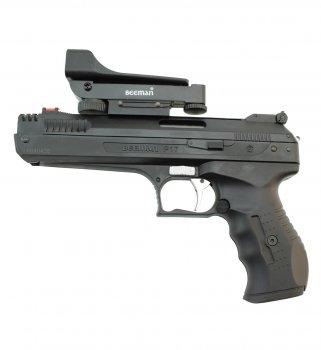 Пістолет пневматичний Beeman P17 4,5 мм 135 м/с кол.приціл (2006)