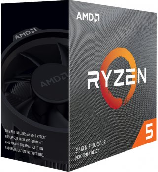 Процесор AMD Ryzen 5 3600 3.6 GHz/32MB (100-100000031BOX) sAM4 BOX