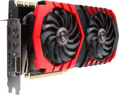 MSI PCI-Ex GeForce GTX 1080 Ti Gaming 11GB GDDR5X (352bit) (1493/11016) (DVI, 2 x HDMI, 2 x DisplayPort) (GTX 1080 Ti GAMING 11G)