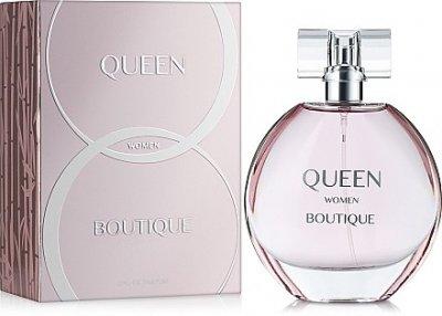 Женская парфюмерия Парфюмированная вода Vittorio Bellucci Queen Boutique woman edp 100ml (5901468907458)