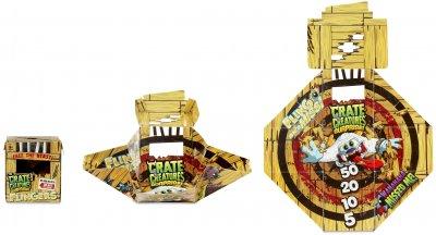 Інтерактивна іграшка Crate Creatures Surprise! Flingers - Каппа (551805-CA) (6900006520011)