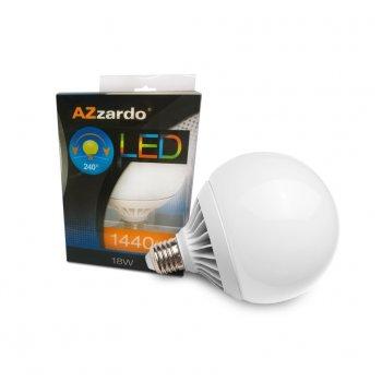 Світлодіодна лампа Azzardo Lampa Globe 120Led 18W (Ll127181)