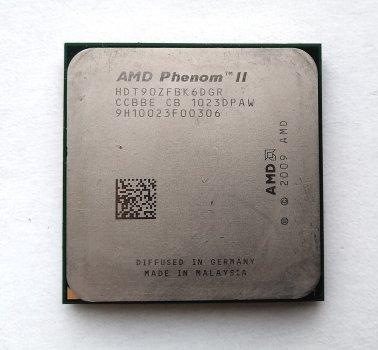 Процессор AMD Phenom II X6 1090T Black Edition 3,2GHz sAM3 Tray 125w (HDT90ZFBK6DGR) Thuban Б/У