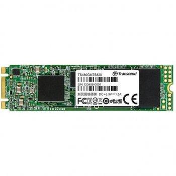 Накопичувач SSD M. 2 480GB Transcend (TS480GMTS820S)