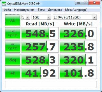 Твердотільний накопичувач SSD COLORFUL SL300 120GB