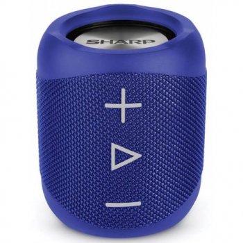 Sharp Compact Wireless Speaker Blue (GX-BT180(BL))