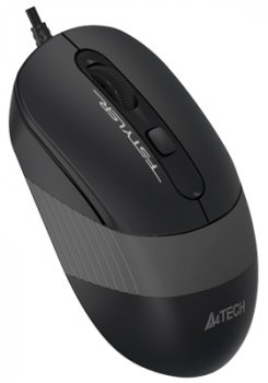 Миша A4Tech FM10 USB Grey (4711421942119)
