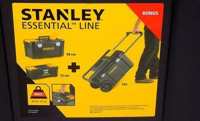 Набор ящиков Stanley Essential TB бонус комплект (STST1-81065)
