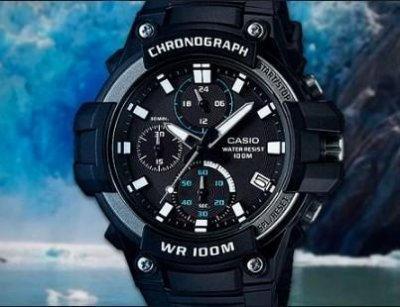 Мужские часы Casio MCW-110H-2AVEF