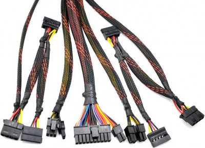 Блок живлення Gembird BlackBoxPower 600W (CCC-PSU80P-BBP-600)