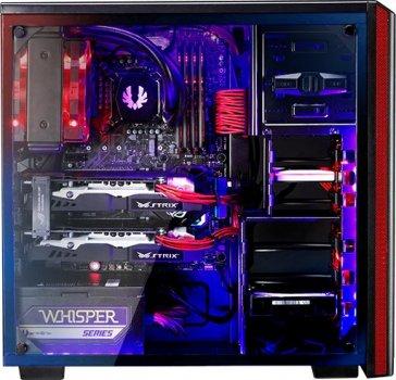 Корпус BitFenix Nova TG Midi, Window, Black (BFX-NTG-100-KKWSK-RP)