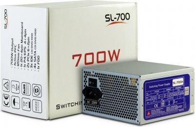 Блок живлення Inter-Tech PSU 700W (SL-700)