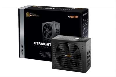 Блок питания be quiet! Straight Power 11 750W (BN283)