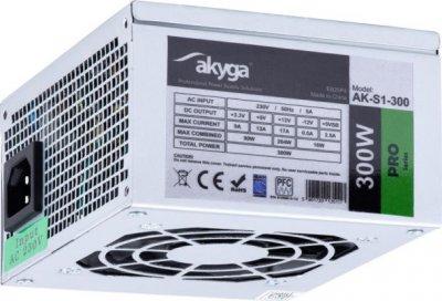 Блок живлення Akyga SFX 300W AK-S1-300