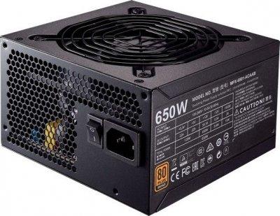 Блок живлення Cooler Master MWE 650W 80+ Bronze (MPX-6501-ACAAB-EU)