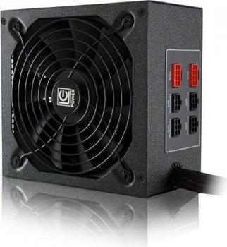 Блок живлення LC-Power 650W V2.3 (LC8650III)
