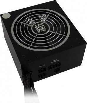 Блок живлення LC-Power GreenPower4 650W (LC6650GP4)