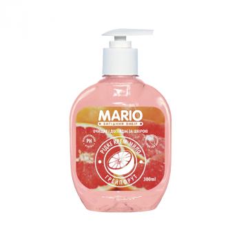 Жидкое крем-мыло MARIO 300мл (насос) Грейпфрут