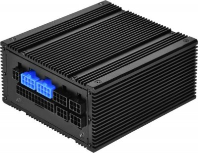 Блок живлення SilverStone SFX PSU SST-NJ450-SXL, 450W 80 Plus Platinum (SST-NJ450-SXL)