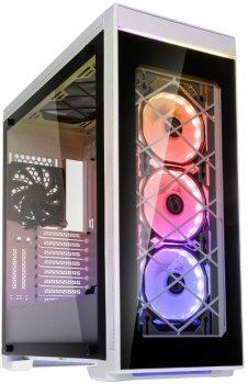 Корпус Lian Li Alpha 550W Window, White