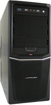 Корпус LC-Power Pro-924B (350W) (PRO-924B LC420-12)