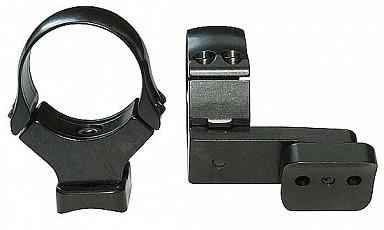 Небыстросъмный кронштейн на 11мм низкие (4000-30001) кольца 26мм