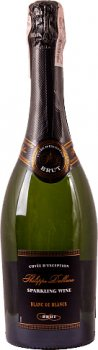 Вино ігристе Philippe Dublanc Cuvve D`Exception біле брют 0.75 л 11% (3500610083037)