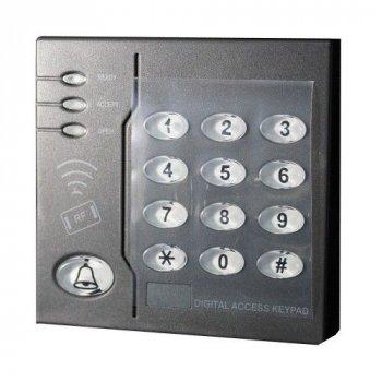 Контролер сумісний з клавіатурою і зчитувачем S20 (внутрішній)