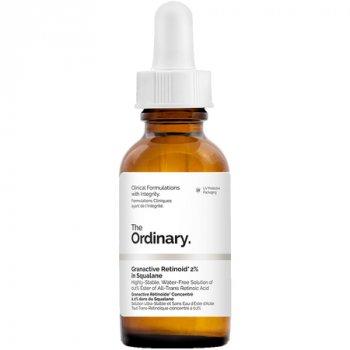 Сыворотка с ретиноидом 2% в сквалане The Ordinary Granactive Retinoid 2% in Squalane 30ml