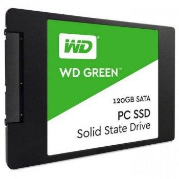 """Накопичувач SSD 2.5"""""""" 120GB Western Digital (WDS120G2G0A)"""