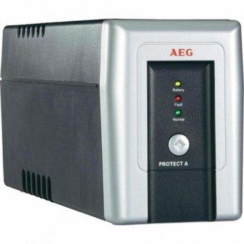 Джерело безперебійного живлення AEG Protect A. 500 (6000006435)