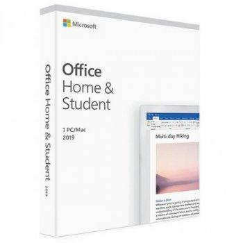 Офісне додаток Microsoft Office 2019 Home and Student English Medialess (79G-05061)