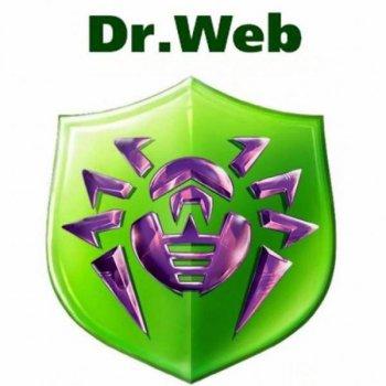 Антивірус Dr. Web Anti-virus Pro 1 ПК 1 рік Renewal Card (CBW-W12-0001-2)