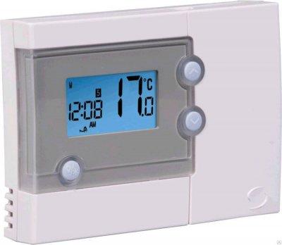 Проводной регулятор температуры Salus - недельный (RT500)