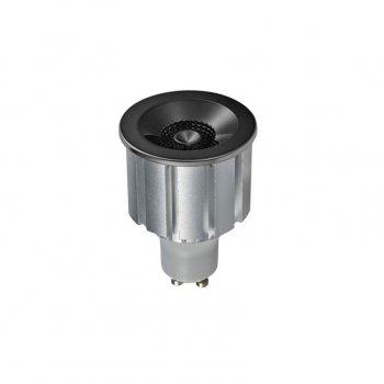 Світлодіодна лампа Azzardo Az2230 Elegant Bulb 4000K (Black/chrome) (Ll210078-Bk-Ch)