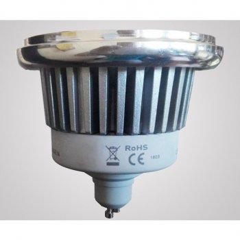 Світлодіодна лампа Azzardo New Chrome Es111 New Chrome 12W 3000K (Ll110121)