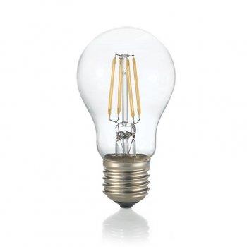 Світлодіодна лампа Ideal Lux Classic E27 8W Goccia Trasp 3000K Dimmer (188973)