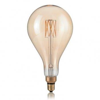 Світлодіодна лампа Ideal Lux Vintage Xl E27 8W Goccia 2200K Dimmer (223964)