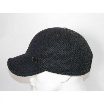 Бейсболка черная Magneet S (BBK-PARMA-DIVERSO-3)