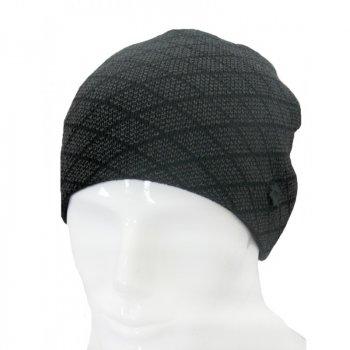 Шапка черная Magneet free size (Atlanta-R-black-denim)