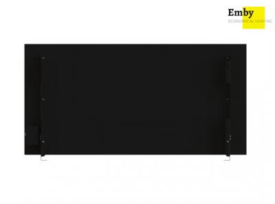 Керамічна електронагрівальна панель Emby Эмби СН-800 з кнопкою біла (P800W20)