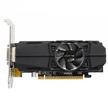 Відеокарта GIGABYTE GeForce GTX1050 2048Mb OC LP (GV-N1050OC-2GL)