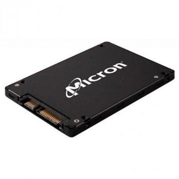 """Накопичувач SSD 2.5"""""""" 256GB MICRON (MTFDDAK256TBN-1AR1ZABYY)"""
