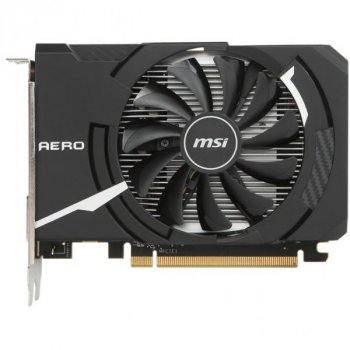 Відеокарта MSI Radeon RX 560 4096Mb AERO ITX OC (RX 560 AERO ITX 4G OC)